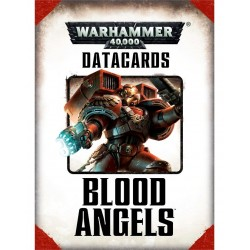 WARHAMMER 40.000 DATACARDS: BLOOD ANGELS