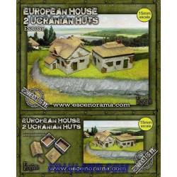 casa europea SALERNO PINTADA (serie limitada)