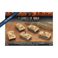 Desert Rats HMG Platoon & Mortar Section (Plastic, x4 HMG, x 2 3