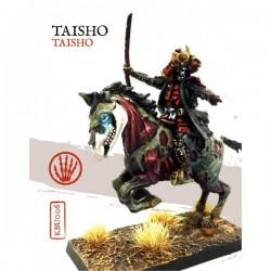 TAISHO A CABALLO