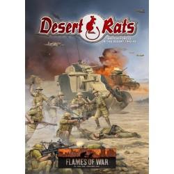 Desert Rats Army Book