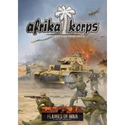 Afrika Korps Army Book