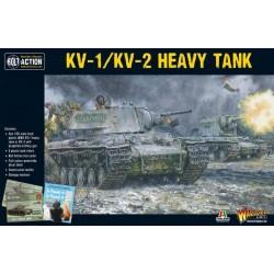 KV1/2 SOVIET TANK