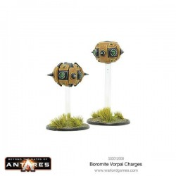 BOROMITE VORPAL CHARGES