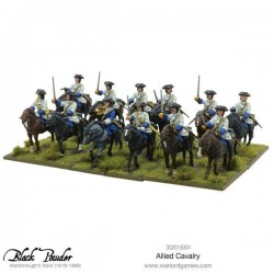 Marlborough: Cavalry of the Grand Alliance