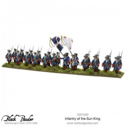 Marlborough: Infantry of the Sun King