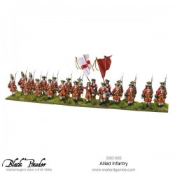 Marlborough: Infantry of the grand alliance