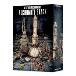 SECTOR MECHANICUS, ALCHOMITE STACK