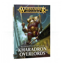 BATTLETOME, KHARADRON OVERLORDS