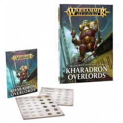 WARSCROLL CARDS, KHARADRON OVERLORDS