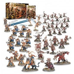 MANUAL y EXTRAS de WARHAMMER: AGE OF SIGMAR