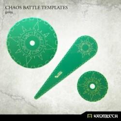 Chaos Battle Templates Green