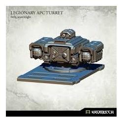 Legionary APC Turret: Twin Searchlights