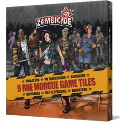 Rue Morgue Tile set