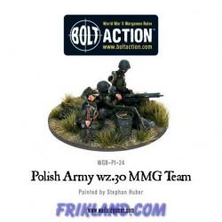 POLISH ARMY WZ.30 MMG