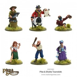 P&S TOWNSFOLK