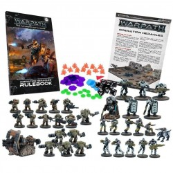 Warpath: Operation Heracles Two-Player Battle Set