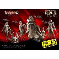Heroines Box Sisters 1 (6 Models)