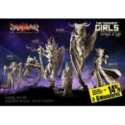 Heroines Box Dark Elves 1