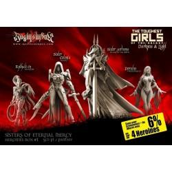 Heroines Box Sisters 1 (4 Models)