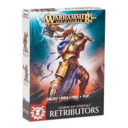 EASY TO BUILD: Stormcast retributors