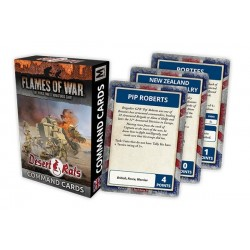 Fog Of War: Objective Cards