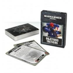 Cartas de objetivo táctico de Warhammer 40,000