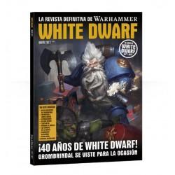 White Dwarf Mayo 2017 español