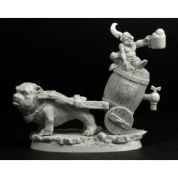 28mm/30mm Ogre Coach