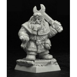 28mm/30mm Dwarven Cannon on War Bear