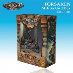 Forsaken Militia Unit Box