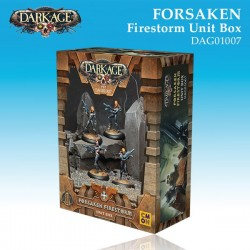 Forsaken Firestorm Unit Box