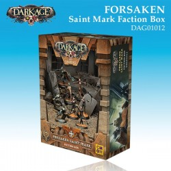 Forsaken Saint Mark Faction Box