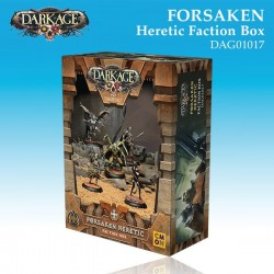Forsaken Heretic Faction Box