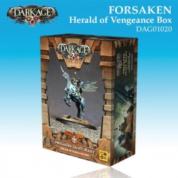 Forsaken Saint Mary Herald of Vengeance Box