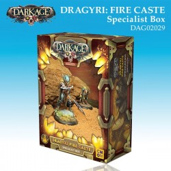 Dragyri Fire Caste Specialists Unit Box