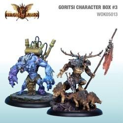 GORITSI- CHARACTER BOX 3