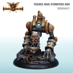 TEKNES- WAR STOMPER BOX