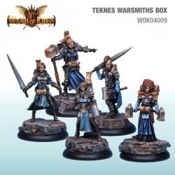 TEKNES- WARSMITHS BOX
