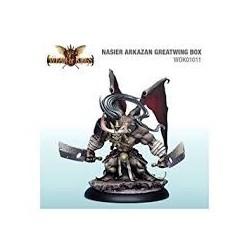 NASIER- ARKIZAN GREATWING BOX