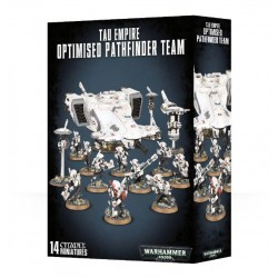 Tau Optimised Pathfinder Team