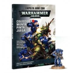Empieza aquí con Warhammer 40.000