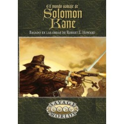 Savage Worlds: El mundo salvaje de Solomon Kane