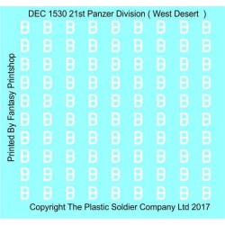 15mm Decal Set DAK Air Recognition
