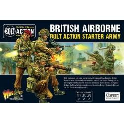 BRITISH AIRBONE STARTER ARMY
