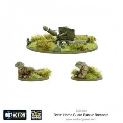 BRITISH BLACKER BOMBARD (METAL BLISTER PACK)