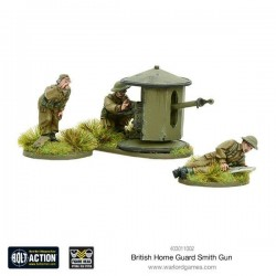 BRITISH HOME GUARD SMITH GUN (METAL BLISTER PACK)