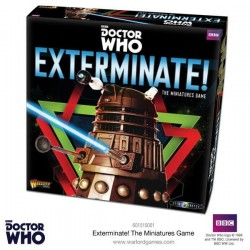 EXTERMINATE! INTO THE TIME VORTEX