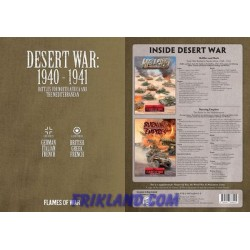 Desert War: 1940 - 1941