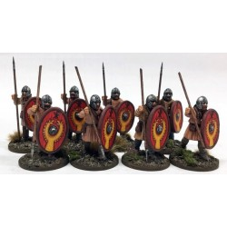 Roman Warriors (1 point) (8)